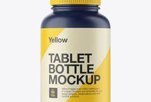 Best Supplement Mockups