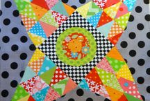 Midnight at oasis quilt