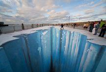 3D (Street) Art