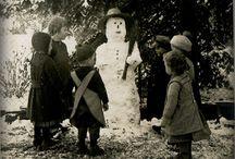 Snowman / by Michelle Sterken Floerke