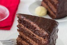 Chocolate Cake Love