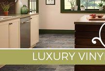 Luxury Vinyl / Luxury Vinyl Tile / LVT