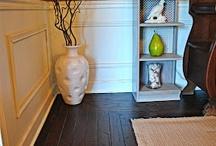 .New House - Halls, Foyer, Stairs, Doors