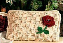 Crochet - Bags, Baskets, Purses, Totes / by Meg Atkinson