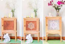 Ideas para reciclado muebles