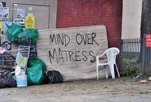 Street interventions
