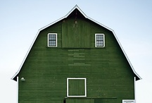 barns / i have a thing for barns