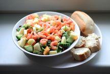 (Healthy) Food •