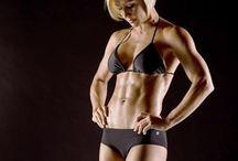 Strength & Determination & Motivation / by Brittney Wood