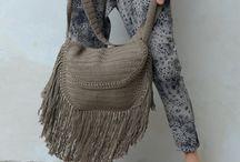 Bolsas de Croche / Ideias de bolsas de crochê