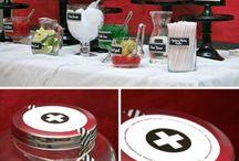 Blood Bank / Lab Parties