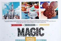 Fun with Mickey Mouse / by Scrapbook Expo
