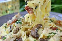 Pasta Macaroni and more Pasta