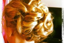 Updos / Hairstyles / by Michele Burton