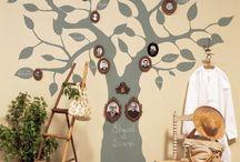 déco arbre généalogique