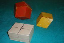 my puzzles - moje hlavolamy / Predstavujú novú povrchovú úpravu Rubikovej kocky 2x2x2 a Rubikovho hada