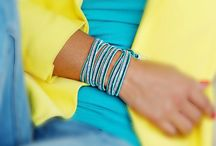 Versatile Jewelry / Bracelet, necklace, anklet, hairband All in 1