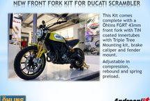 Ducati Scrambler / New Ducati Scrambler Front Fork Kit