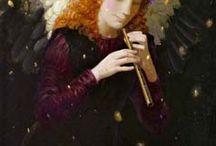 Архангелы и Ангелы