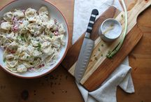 Pasta & CO / Pasta von A-Z , mal ganz klassisch oder auch als Salat