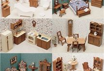 Dollhouse Itty Bitties / by Valerie Braun