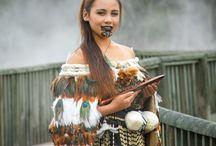 The beauty of Maori culture