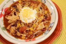 Crockpot meals! / by Bethany Barnett