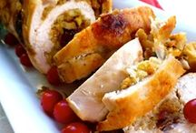 Cranbury stuffed Turkey