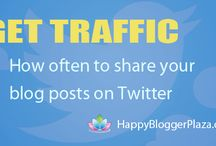 Blogging Tips and Pointers / A collection of information on how to be an effective communicator.