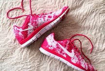 Sneaker LOVE / Set youreself free
