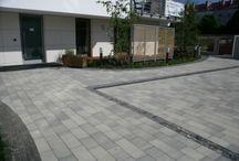 Taras betonowy
