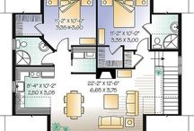 House plans / by Claudia Berlin