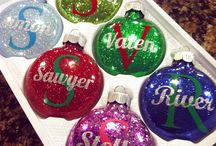 Christmas crafting / Christmas craft ideas