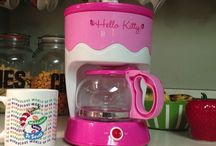 Hello Kitty Kitchen