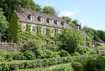 The Swan Hotel / The Swan Hotel is an enchanting 17th century former coaching inn sitting in the heart of Bibury on the banks of the River Coln. This hidden corner of England is the perfect retreat for unpretentious comfort, a friendly atmosphere, wonderful food and fine wine.