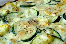 vegetable quiche +