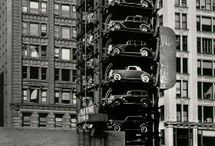 vertical parking