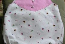 Raspberry baby clothes