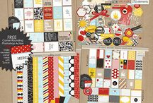 Projects - Project Life / Pocket Pages / by Zoe Amanda Jane