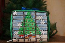Bożonarodzeniowe zabawy/christmas craft