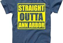 Michigan T-Shirts and Clothing