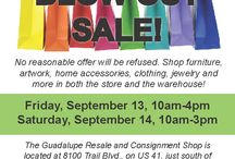 Resale & Consignment Shop / Our resale shop is an opportunity to increase awareness in Naples of the serious poverty that exists in Immokalee and show how Naples residents can help the resale shop for the benefit of the Guadalupe's Centers programs for children.
