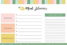 Pretty Printables / The best printable planners, posters, wall art and more!