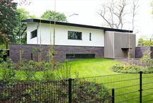 Moderne villa Oss