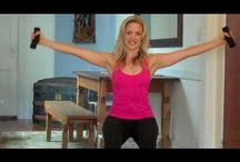Exercise videos / I love to exercise.  / by Stephanie Perry