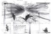 architectural drawings I like / by Sahra Stolz