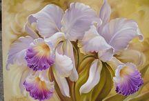 Cuadros de flores / Cuadro