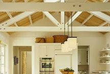 Beautiful kitchens / Country and wooden