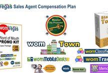Wom Vegas Sales Agent