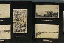 Photo Album 1924 Early Niagara Falls - Maid of the Mist